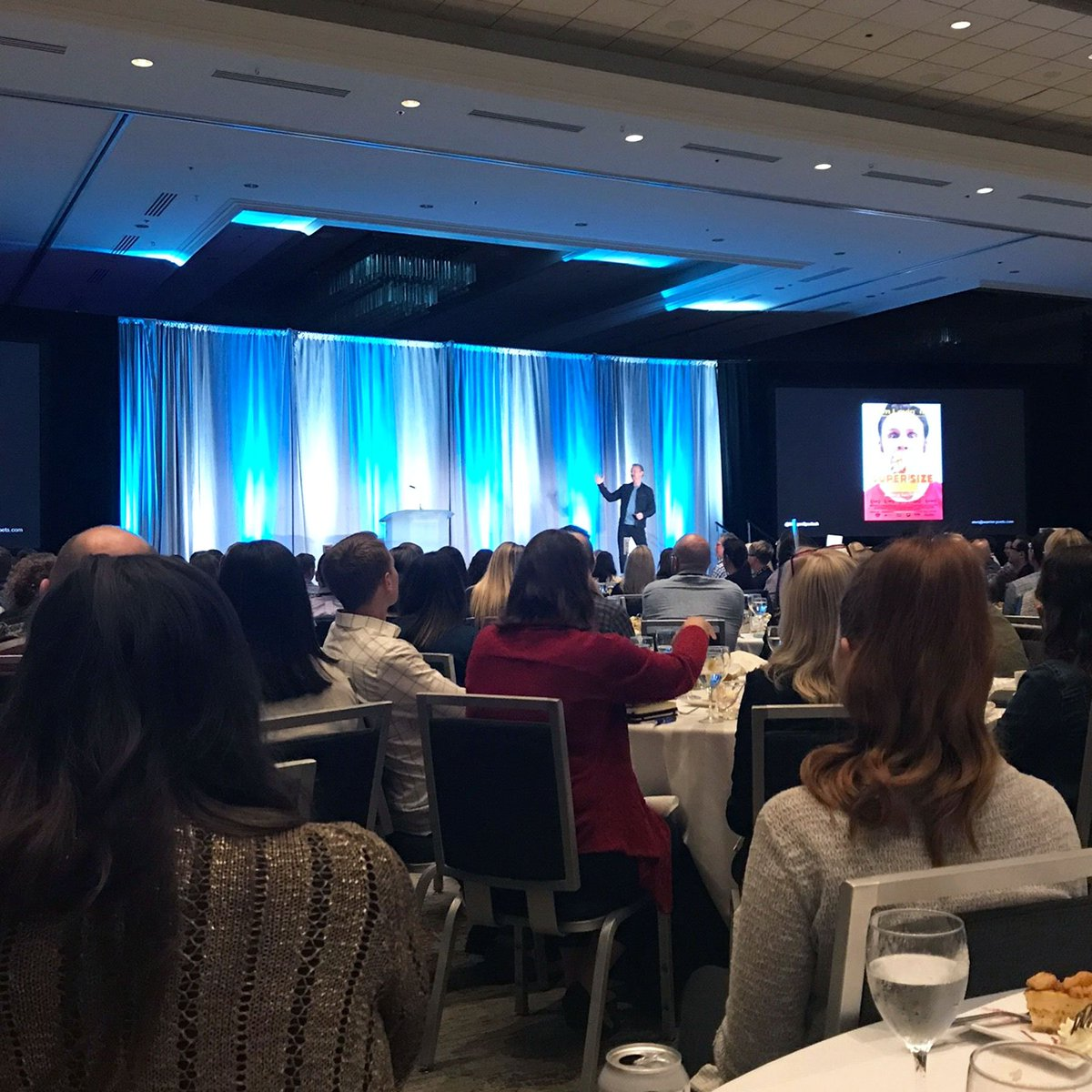 """""""Now is the best time in history to become a storyteller."""" - @MorganSpurlock We agree! #MIMA #MIMASummit @mimatweet https://t.co/p7R3DB6nn8"""