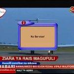 Rais Magufuli Awasili Visiwani Zanzibar