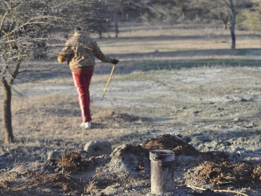 Experts to check for oil and gas in Kajiado near village borehole