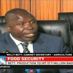 Government to buy maize at Ksh 3,200 per 90kg bag