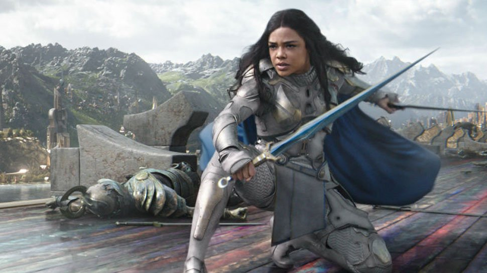 Who did @tessathompson_x mean when she brought up the @marvel #LadyLiberators? https://t.co/x3TK7Cbb9a https://t.co/9SH0lCgEgf
