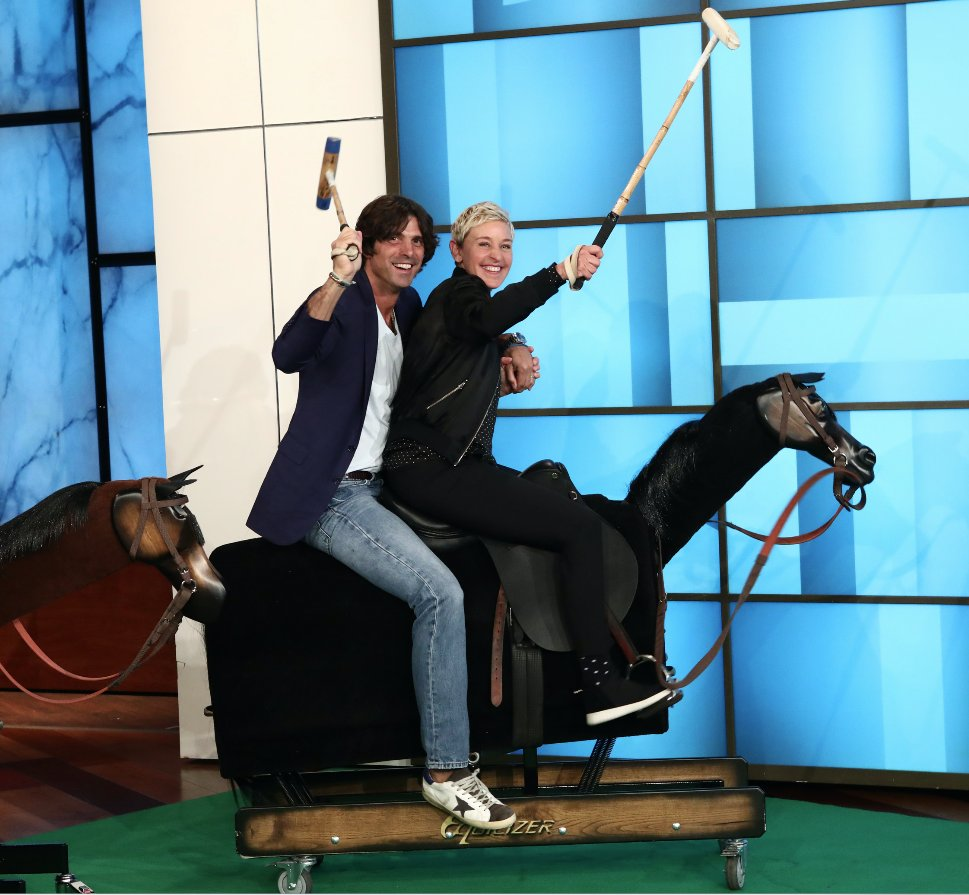 Get off my horse. https://t.co/e98A0oUFuX