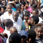 Soccer star Weah leads most counties in Liberia presidential election vote