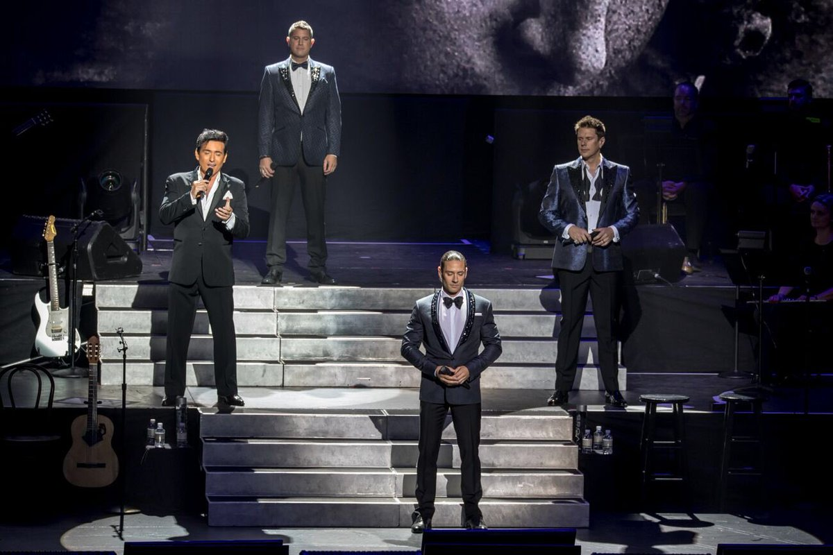 Il divo biography news photos and videos - Il divo news ...