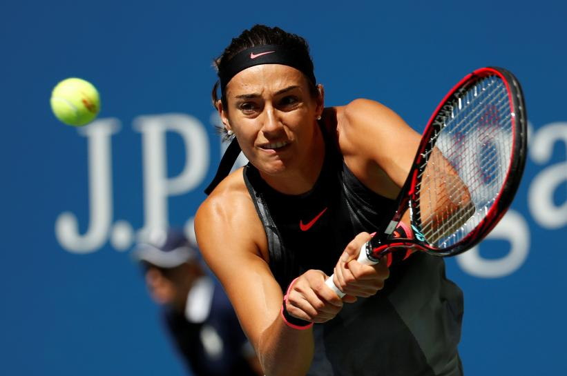 France's Garcia downs Barty to win Wuhan title
