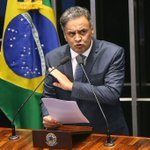 Brazil's Senators Criticize Decision to Suspend Aecio Neves