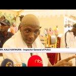 Kayihura says community Policing has led to less crime