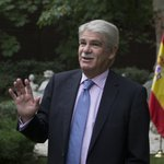 Spanish FM says Catalan radicals using 'Nazi-like' tactics