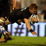 Good first 40 but a second spell to forget for New Zealand against Argentina