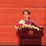 Oxford college removes Suu Kyi portrait