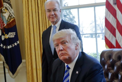 Price's exit further complicates GOP health care push