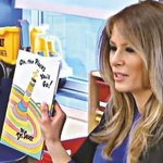 Dr. Zeuss book donated by First Lady 'racist': Librarian