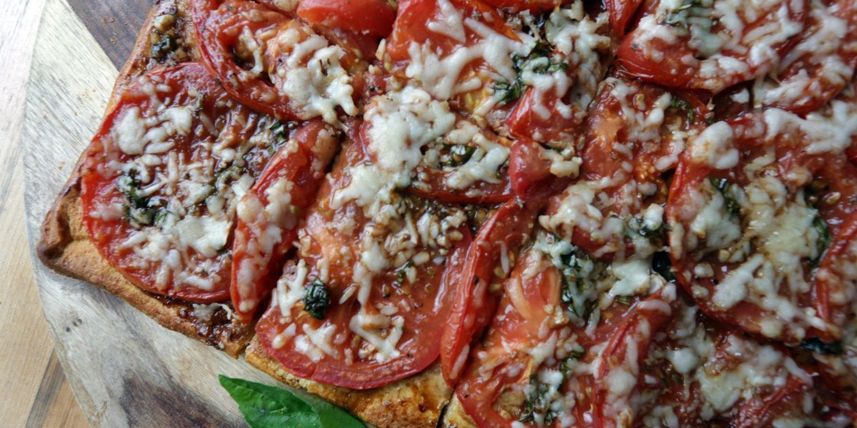 Got tomatoes? Make a tart that's good for the heart