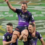 Never before, never again: Storm farewell era of big three with premiership triumph