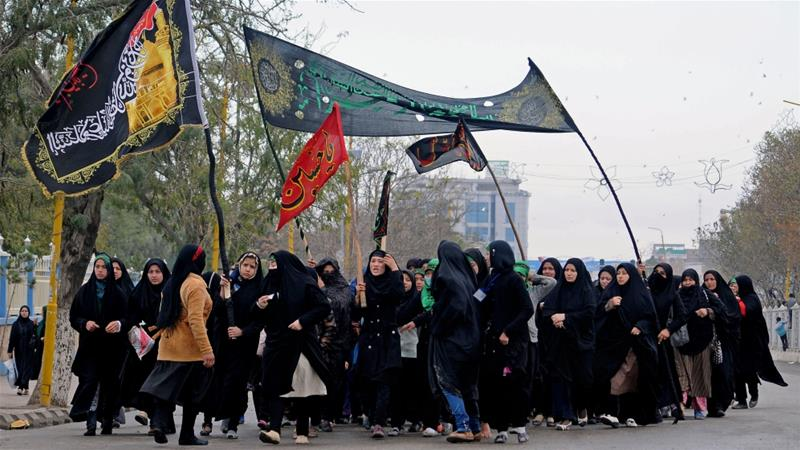 Afghanistan: Civilians armed to protect mosques during Ashoura