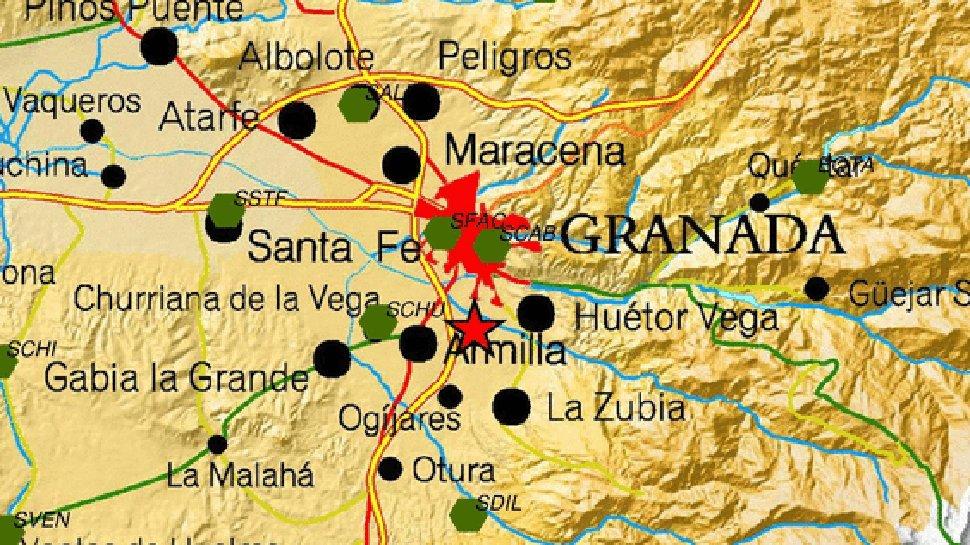 #URGENTE   Registrado un terremoto de 2,8 grados con epicentro en Armilla https://t.co/OZhukwnPKt https://t.co/I9s09WliCc