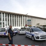 Assailant shot dead after knife attack at French train station