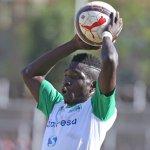 Gor Mahia defender dedicates goal to beautiful mum