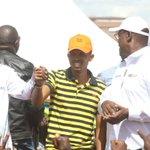 Let me deal with Hassan Joho, Moha Jicho Pevu tells Uhuru Kenyatta