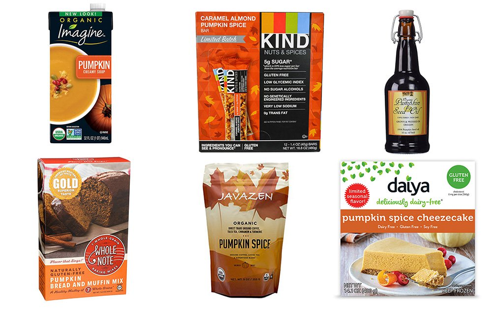 15 Healthiest Pumpkin Spice Products To Get Your Fall Flavor Fix