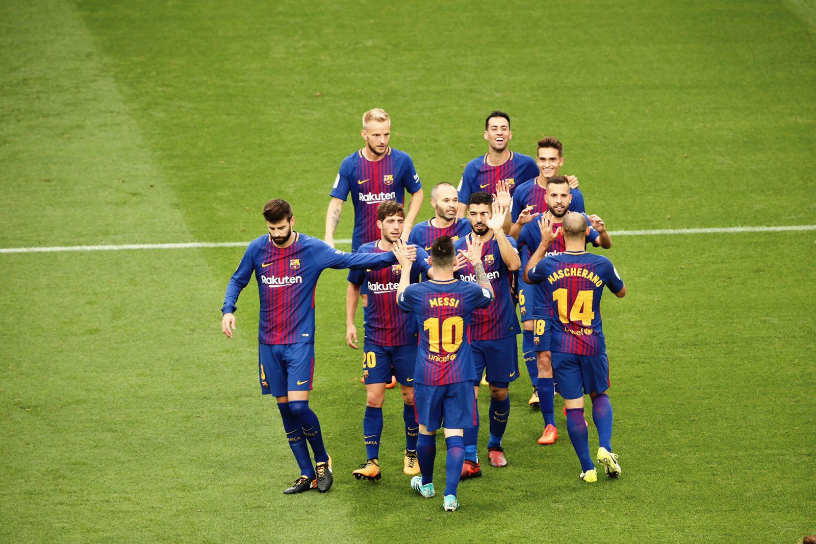 �� #BarçaLasPalmas in pictures ���� https://t.co/fKR7rQPIo1