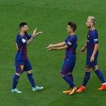 Messi double helps Barca beat Las Palmas in empty Nou Camp