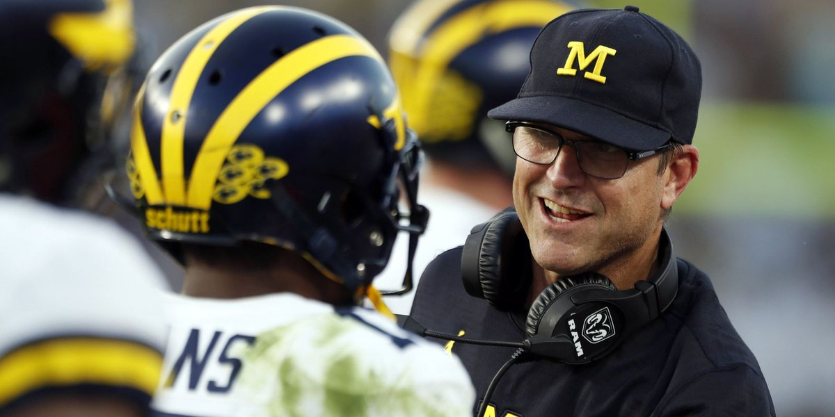Michigan football stays No. 7 in coaches poll; MSU gets 2 votes