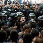 Catalonia referendum: La Liga game between Barcelona and Las Palmas postponed due to violence