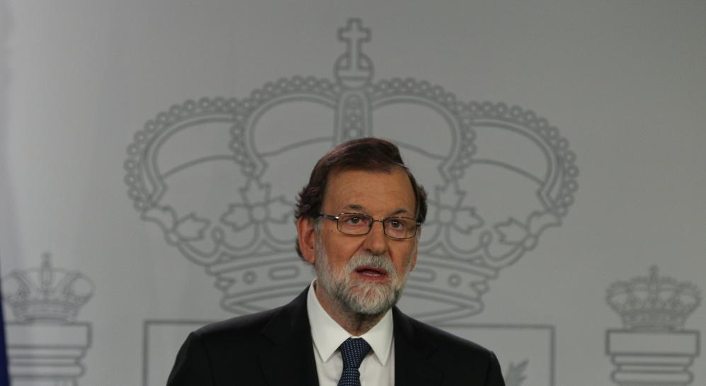 There was no independence referendum in Catalonia today: Spain PM
