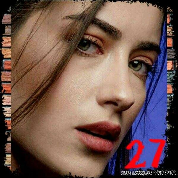 Happy Birthday Hazal Kaya! Be Happy!  I wish you great success in your career!