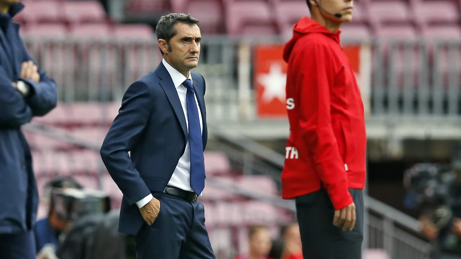Valverde: 'It was a weird game' https://t.co/6sNOEQjJ6e