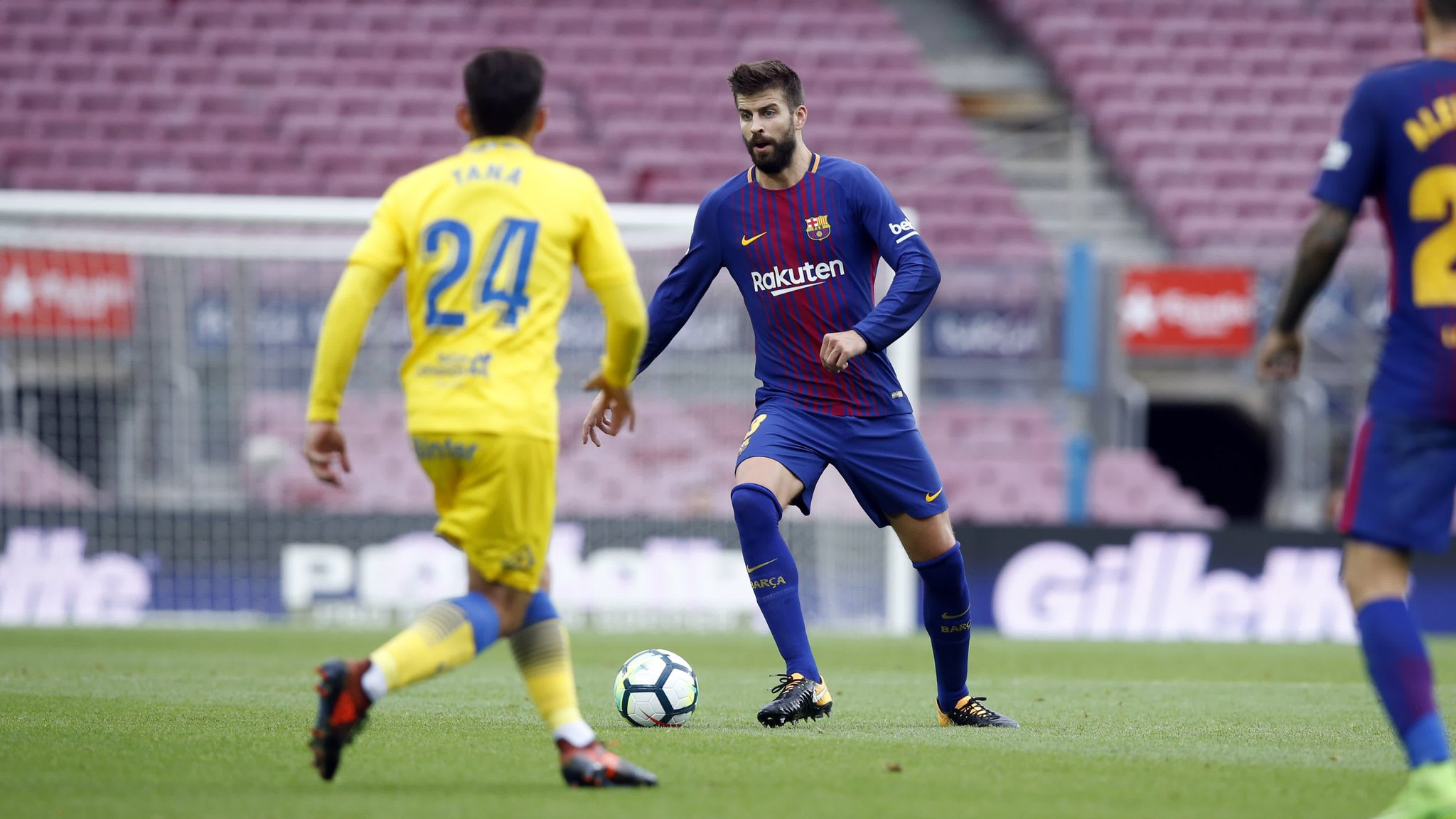 . @3gerardpique: 'It was the hardest game to play' https://t.co/GjlHuaGiTn