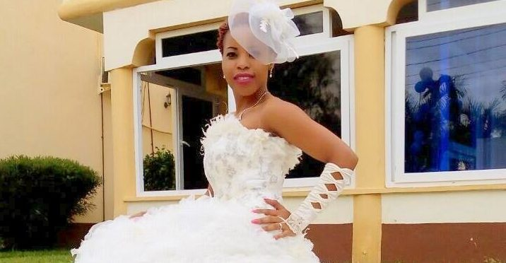 Did actress Maureen Wanza predict her own death?