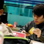 Memory athletes show off skills at Singapore championships