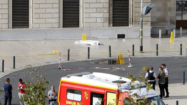 UPDATED: ISIS claims fatal stabbings of two women at French train station