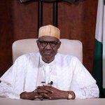 Nigerian president denounces Biafran separatists, corruption