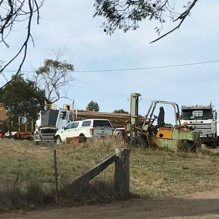Swansea in mourning: Tasmanian boy killed by log truck driven by father