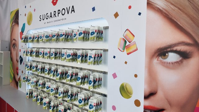 This years @sugarpova booth at @ChinaOpen ???????? #ComeVisitUs ???????? https://t.co/qEmIcydB7D