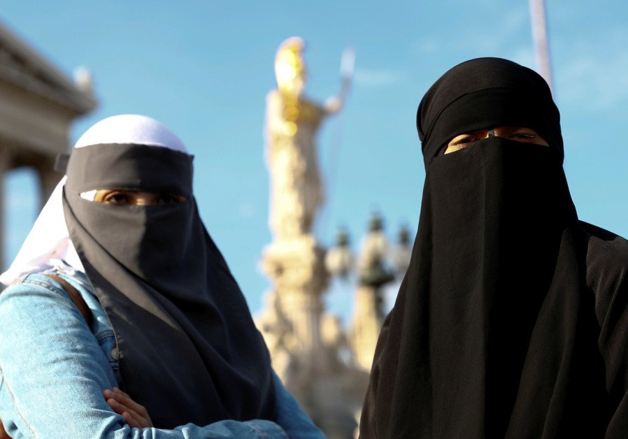 Burka ban goes into effect in Austria