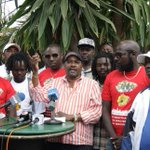 Jubilee and Nasa supporters headed for clash in City IEBC protest