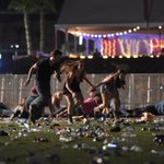 'It was a horror show': Witnesses to mass shooting at country music concert in Las Vegas