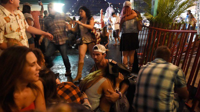 At least 20 dead, more than 100 injured in Las Vegas shooting, sheriff says. https://t.co/opb3ID5j8p https://t.co/o9kraXmnHT