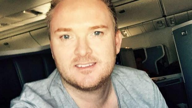 'Hardcore': Las Vegas shooter 'in hotel room next door', says Australian man Brian Hodge