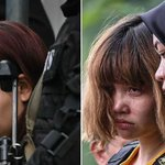 Two women involved in Kim Jong Nam's death plead not guilty