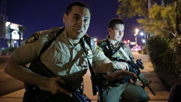 More than 50 dead, 200-plus injured after mass shooting in Las Vegas