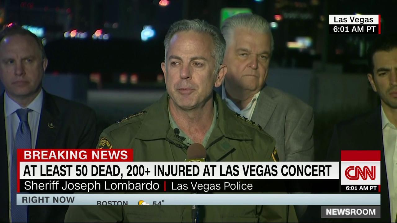 Las Vegas sheriff asks people in the area to donate blood for victims of concert shooting https://t.co/jNUE5vTbvU https://t.co/kzAp15kosU