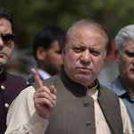 Pakistan's ruling party nominates ousted PM Nawaz Sharif to lead it