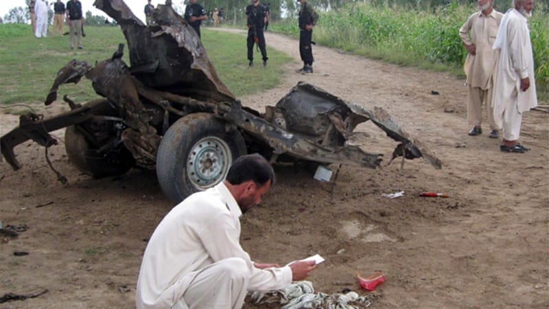 Anti-Taliban leader Ahmed Zeb escapes deadly blast in northern Pakistani Swat Valley