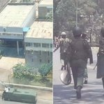 7 University of Nairobi students hospitalised,one feared dead from police brutality