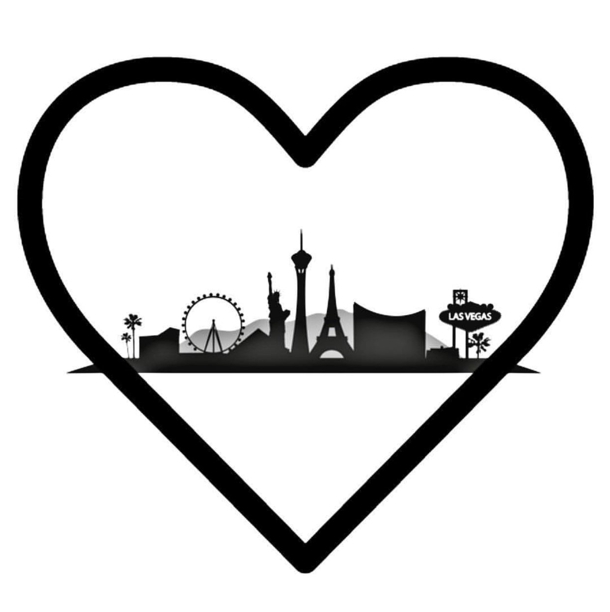 Our hearts ache for you Las Vegas, and our thoughts & prayers are with the victims and their families ♥️ https://t.co/uEqMS9wVf1